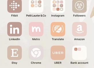 J'ai customisé mon homescreen sur mon Iphone avec le IOS14 et je te dis comment le faire le aussi!