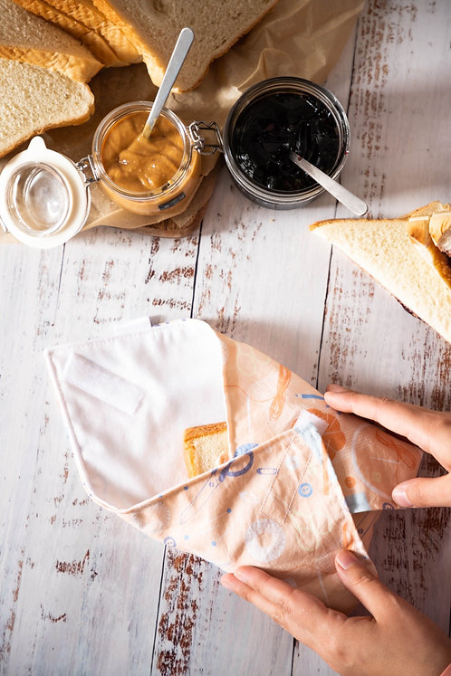 Sandwich wrap -Rentrée scolaire
