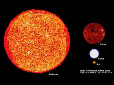 Arcturus, Sirius.jpg