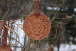 Wonder Women Bag Tag