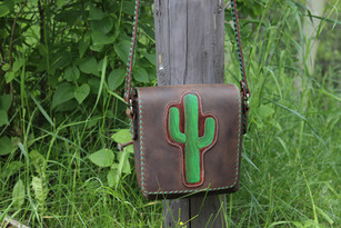 Cactus Crossbody