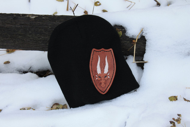 Dragon toque
