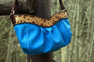 Going to town purse