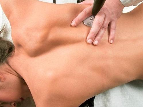 Tratamiento diatermia recuperadora deportiva