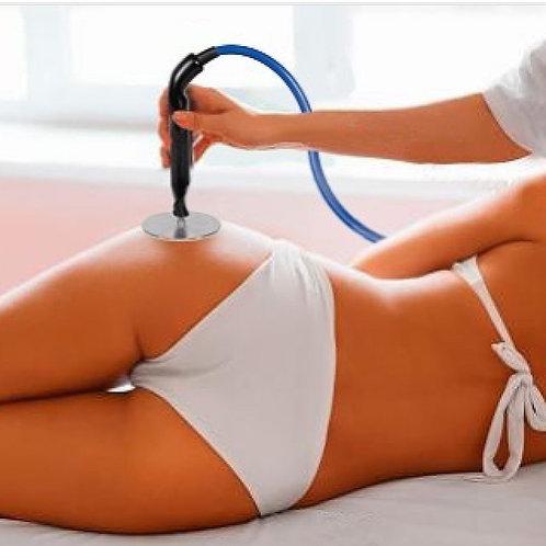 Tratamiento diatermia corporal reductora o reafirmante