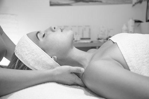 Tratamiento higiene facial MCM + manicura