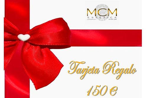 Tarjeta regalo 150 €