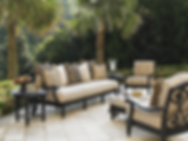 Florida outdoor cushions pillows furnature handmade custom interior design