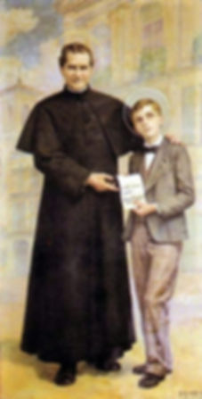 Saint Dominic Savio