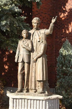 John Bosco Statue