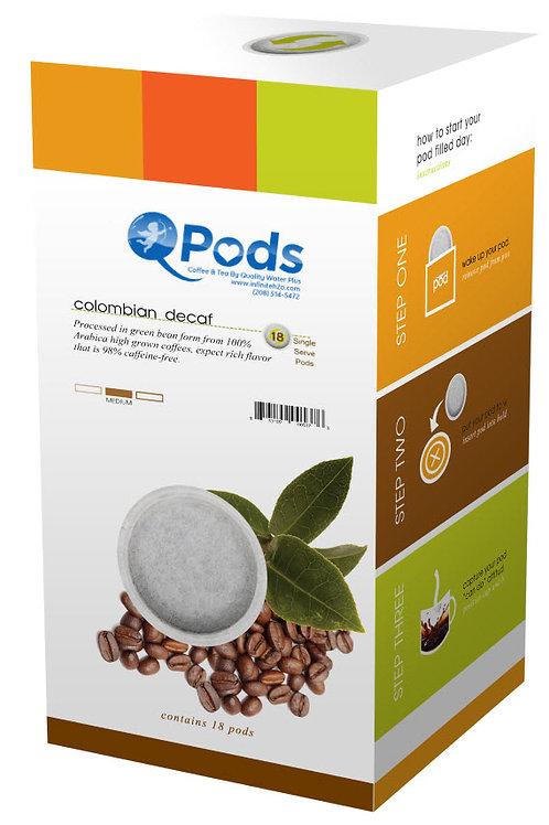 Columbian Decaf Coffee