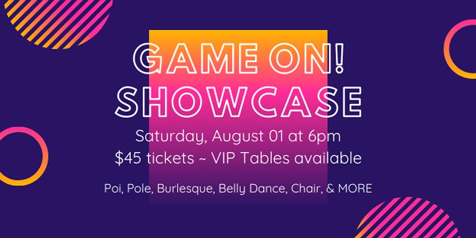 Game On! Showcase 2.5