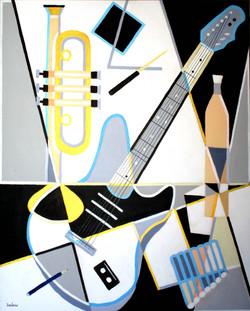 La guitare électrique et les autres
