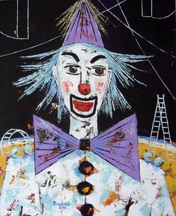 Le clown blanc