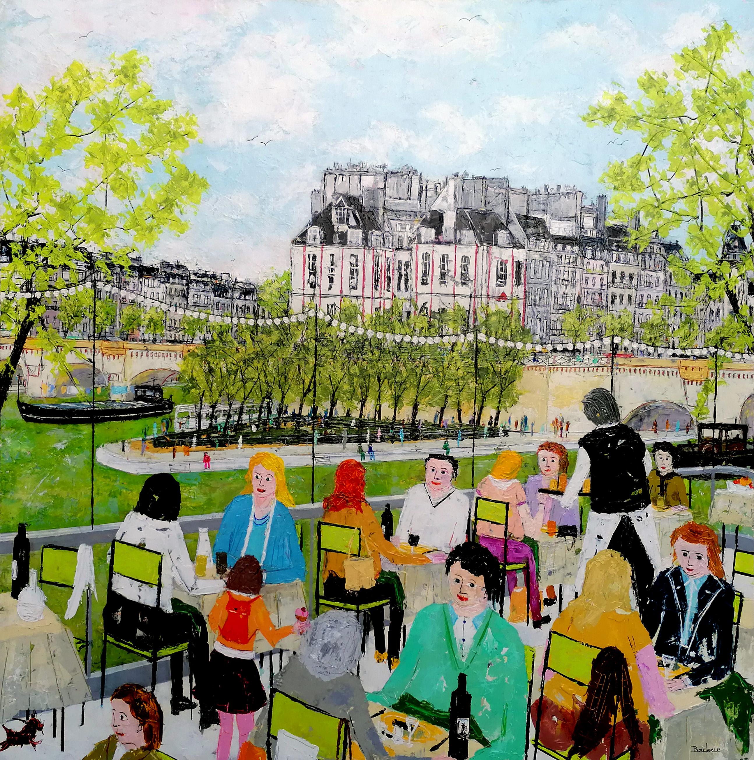 Paris en scène.