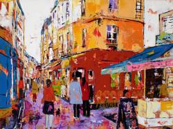 Rue Mouffetard.
