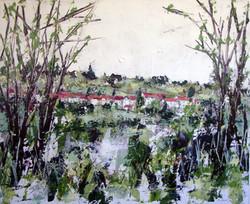 Hameau creusois (La Ribière de La No