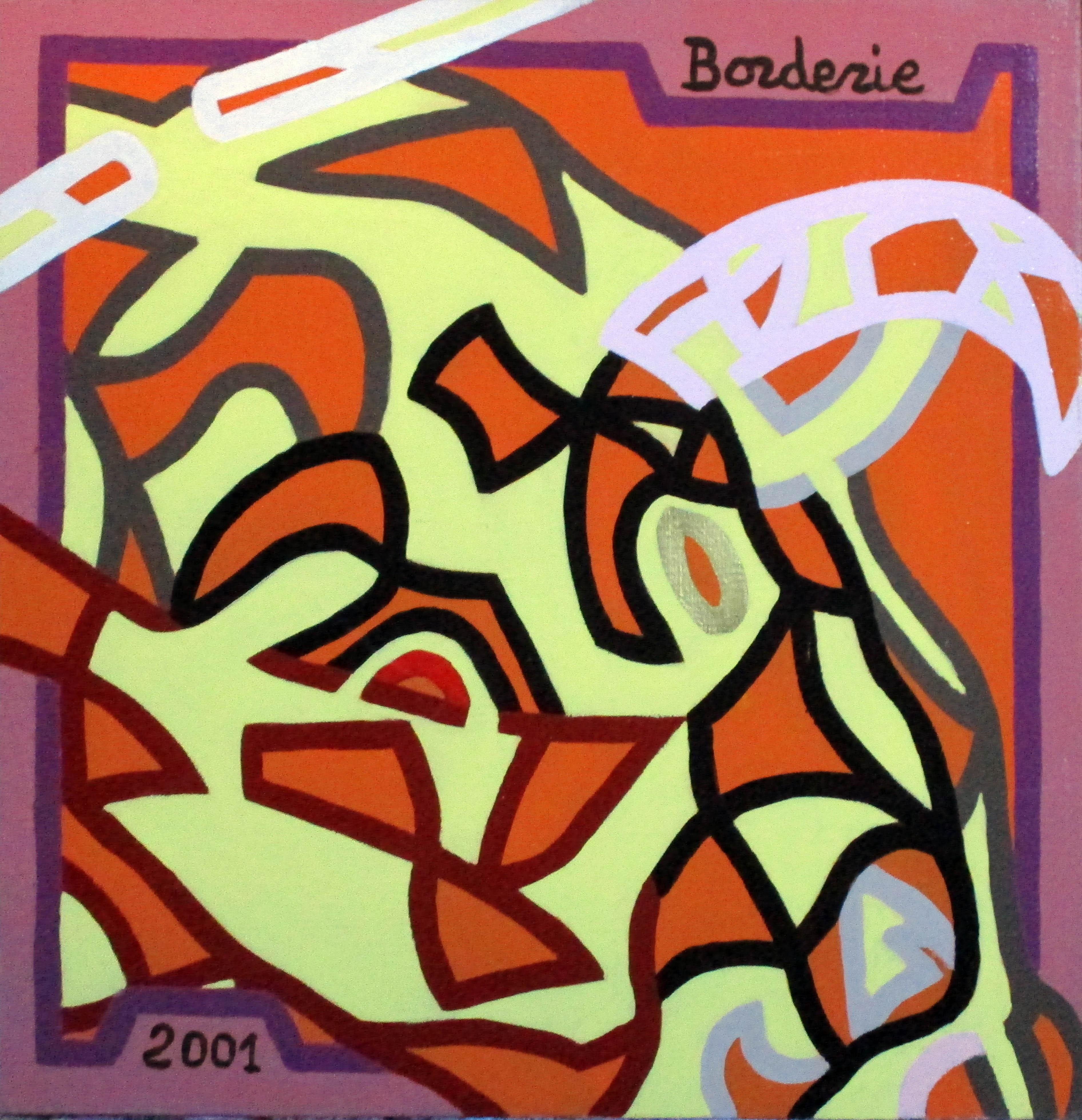 La charge 50X50  2001