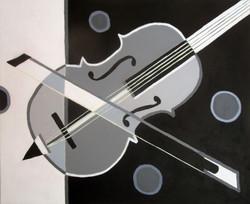 Le violon 10F