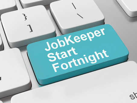 JobKeeper legislation is law, so what now for your payroll?