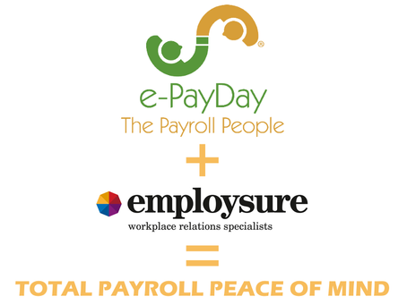 Protect your business from workplace relations issues with Employsure and e-PayDay®