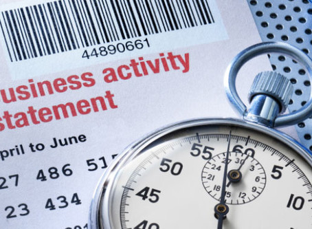 Did you know from the 1 July 2017 the amount of GST information required for the business activity s