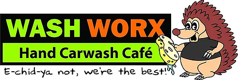Get your car hand washed while you enjoy a coffee.