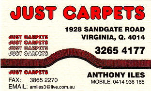 Save at Just Carpets with National Seniors Redcliffe