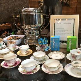 Infused Tea Station