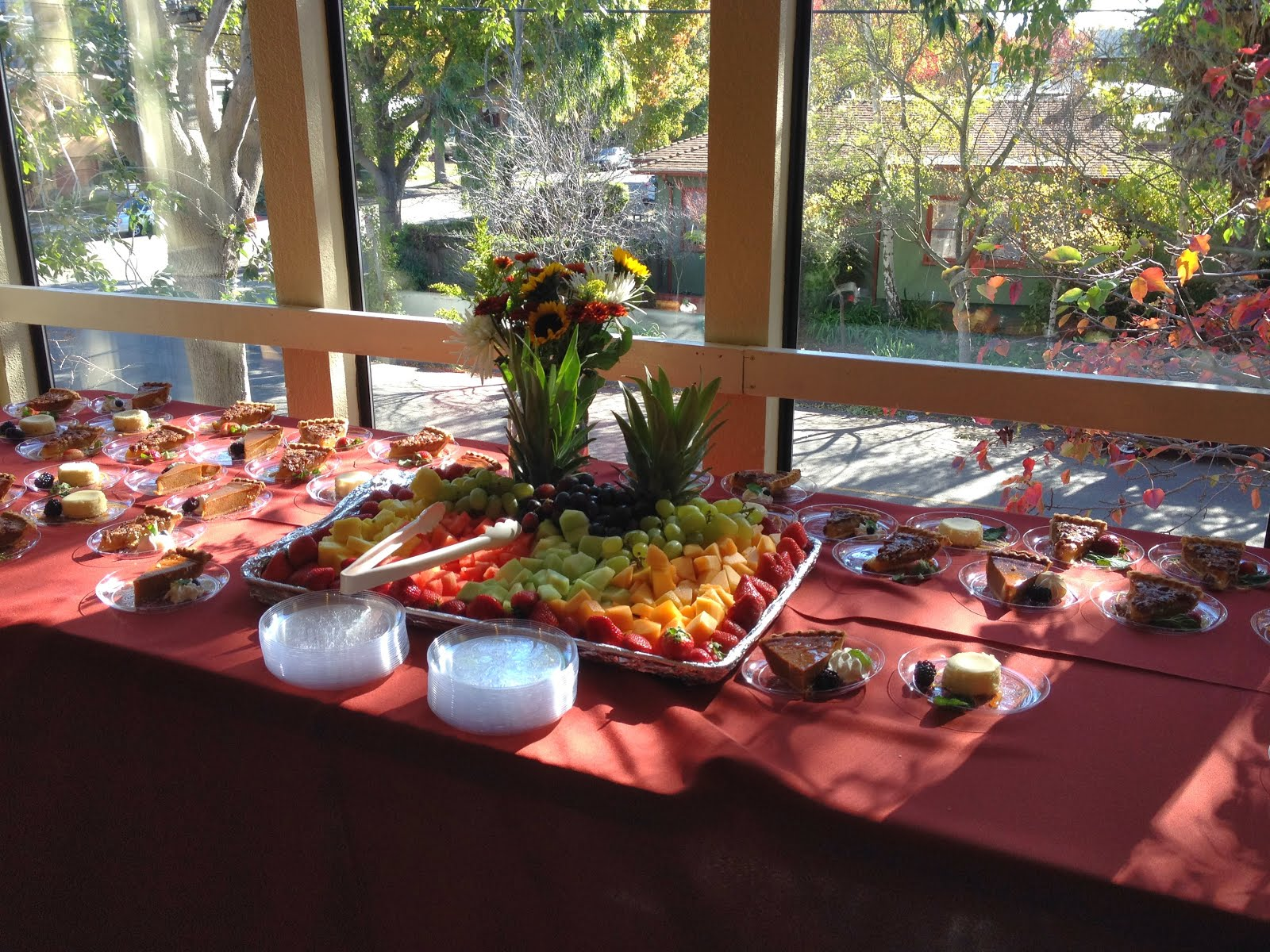 Company Harvest Quarter Meeting