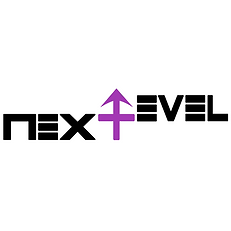 Next Level Logo (Black & Purple) 6.3.18