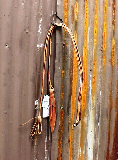 Romel Reins by Buckaroo Leather