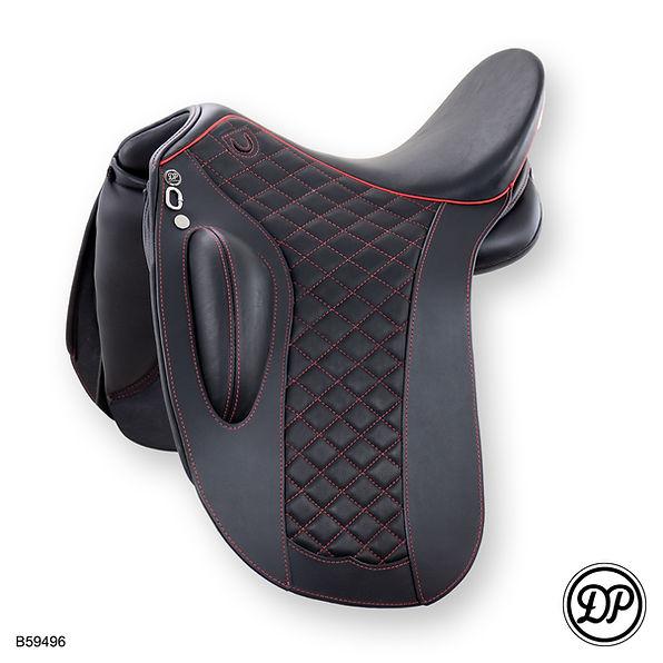 DP Nova Flex Bolero DL Dressage Saddle