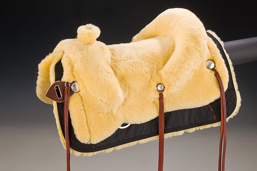 """Christ """"Diamond Plus"""" Fur Saddle"""