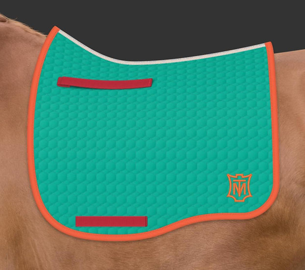 MATTES Eurofit Dressage Saddle Pad Quilt Only