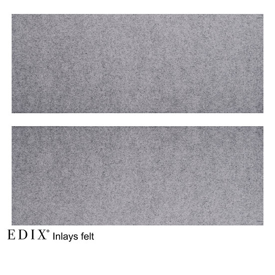 EDIX Universal Felt Inlays