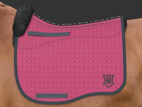 Mattes Eurofit Dressage Pad + Sheepskin Panels + Front Trim + Correction System