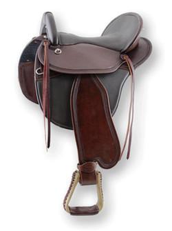 Startrekk Comfort Western Saddle