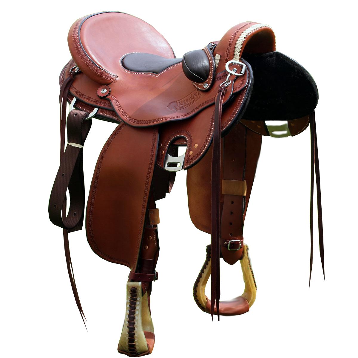 Kuda Elite Flex with padded inset seat
