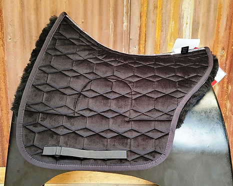 Mattes Spanish Saddle pad +Sheepskin Panels