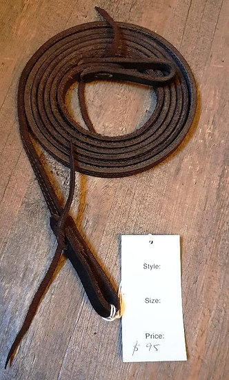 Harness Trail Reins by Buckaroo Leather