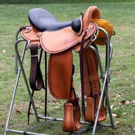 Kuda Enduro Flex Saddle