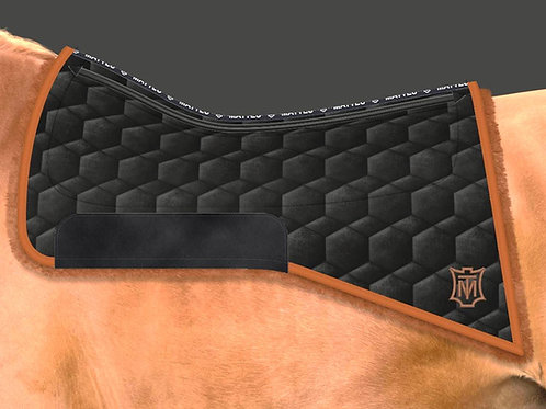 Mattes California Western Pad Velvet with CORRECTION SYSTEM