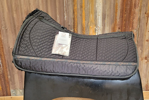 Edix 8 pocket Merino Western pad Black