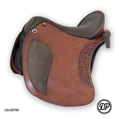 DP El Campo Decor Shorty Saddle
