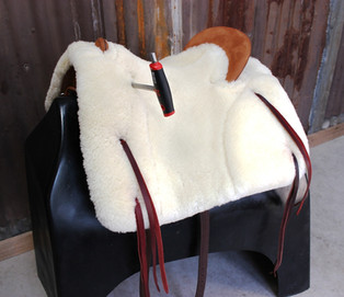 Vaquera Saddle | Australia | DP Saddlery