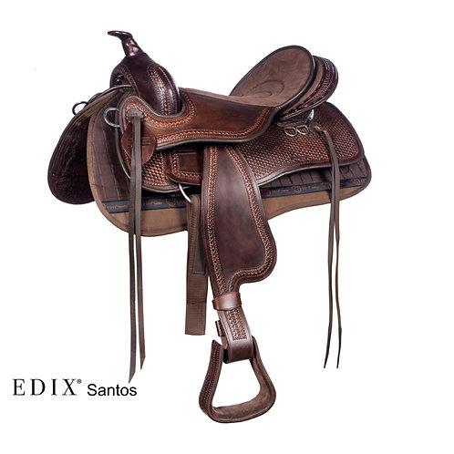 EDIX Santos Western Saddle