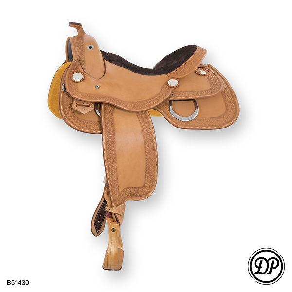 DP FF2213 Equitation Trainer Saddle