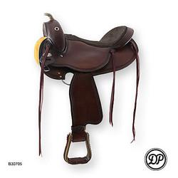 DP Flex Fit 1305 Western Saddle