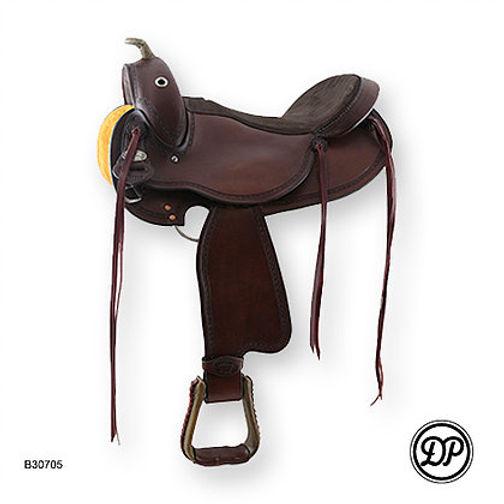 DP FF1305 Reinhold Bartmann Trainer Saddle
